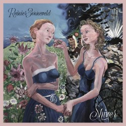 Cover Artwork Reinier Zonneveld  – Shiver