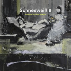 Cover Artwork Various Artist – Schneeweiss 8