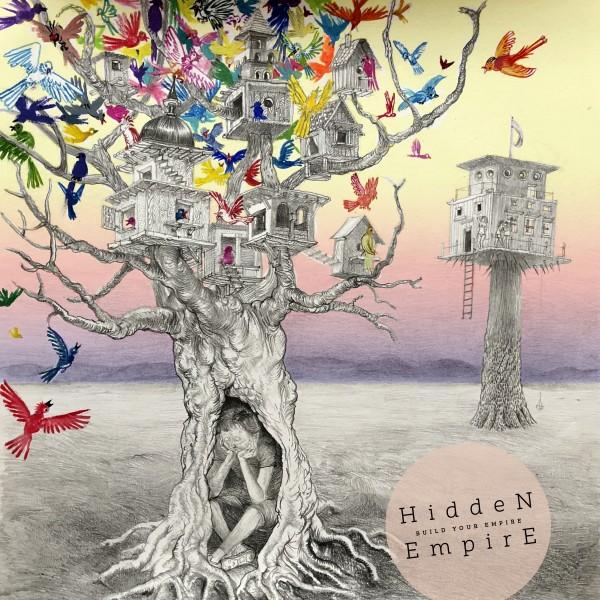 Cover SVT205 - Hidden Empire  Build Your Empire