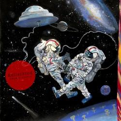 Cover Artwork Kellerkind  – Cosmic Dance