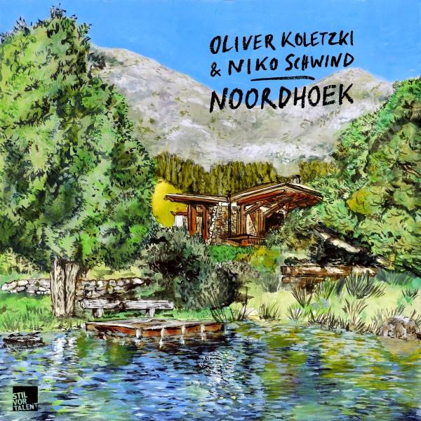 Cover SVT222 - Oliver Koletzki I Niko Schwind  Noordhoek