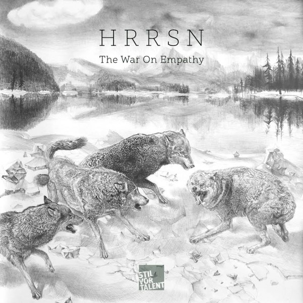 Cover SVT228 - HRRSN The War on Empathy