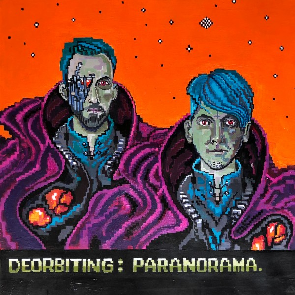 Cover SVT231 - Deorbiting Paranorama