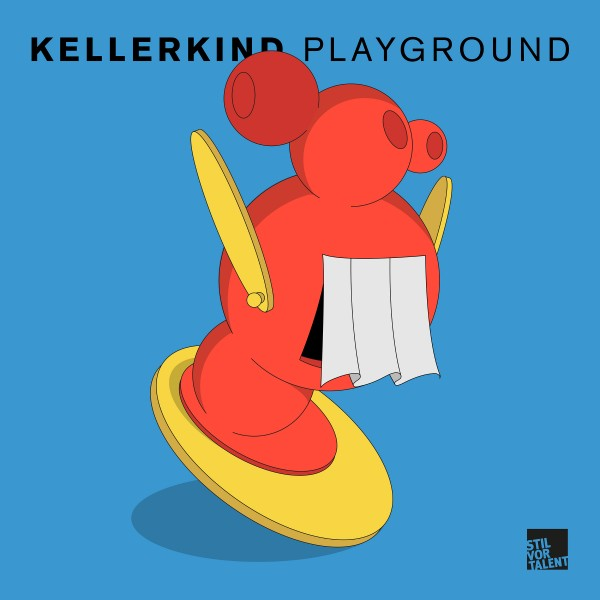 Cover SVT233 - Kellerkind Playground