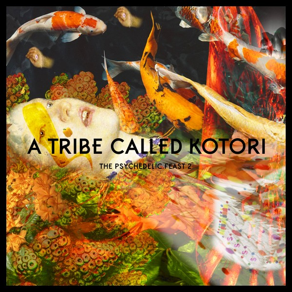 Cover SVT235 - Various Artists  A Tribe Called Kotori