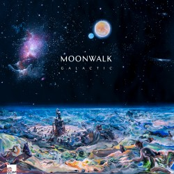 Cover Artwork Moonwalk  – Galactic