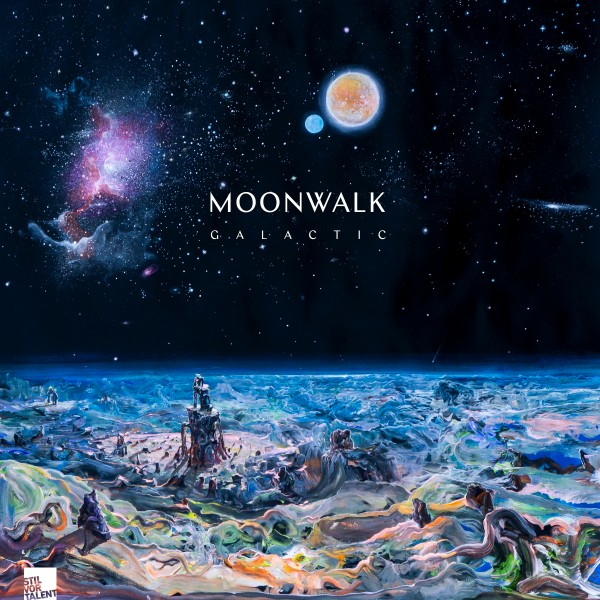 Cover SVT237 - Moonwalk  Galactic