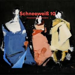 Cover Artwork Various Artists – Schneeweiß 10