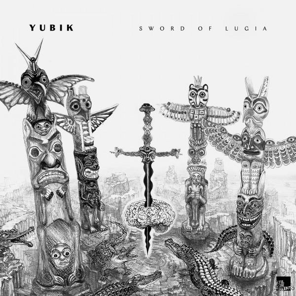 Cover SVT252 - Yubik Sword Of Lugia