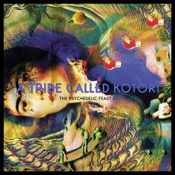Cover Artwork Various Artists – A Tribe Called Kotori - Chapter 3