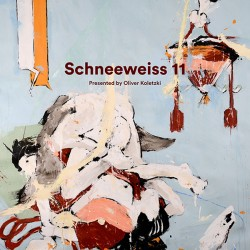 Cover Artwork Various Artists – Schneeweiß 11