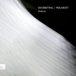 Cover Artwork Deorbiting, pølaroit – Depolar