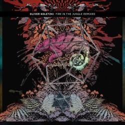 Cover Artwork Oliver Koletzki – Fire in the Jungle Remixed