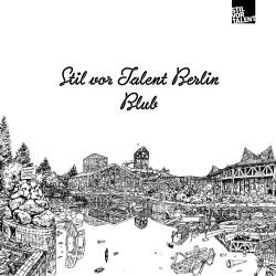 Cover Artwork Various Artists – Stil vor Talent Berlin: Blub