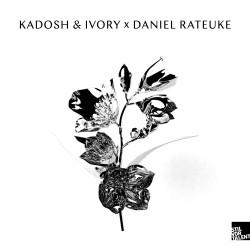 Cover Artwork Daniel Rateuke, Kadosh, Ivory – Daniel Rateuke | Kadosh & Ivory