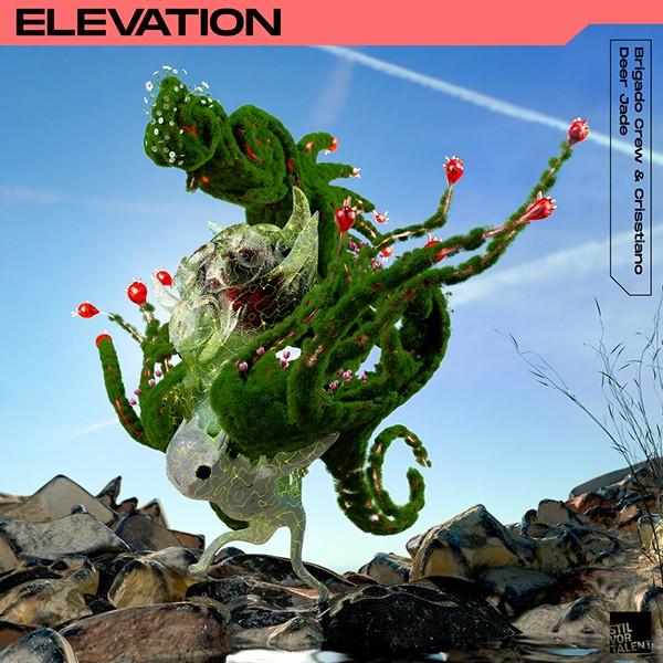 Cover SVT278 - Brigado Crew & Crisstiano, Deer Jade Elevation