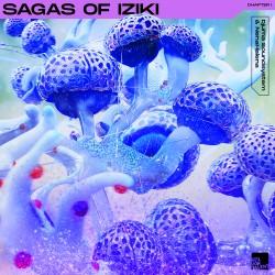 Cover Artwork Djuma Soundsystem, NenaHalena – Sagas of Iziki | Chapter I