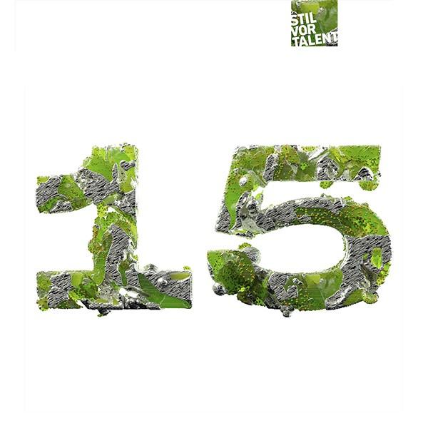 Cover SVT282Y - Various Artists 15 Years Stil vor Talent | Part 2