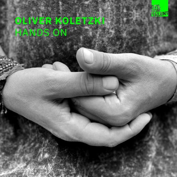 Cover SVT283 - Oliver Koletzki Oliver's Hands On EP