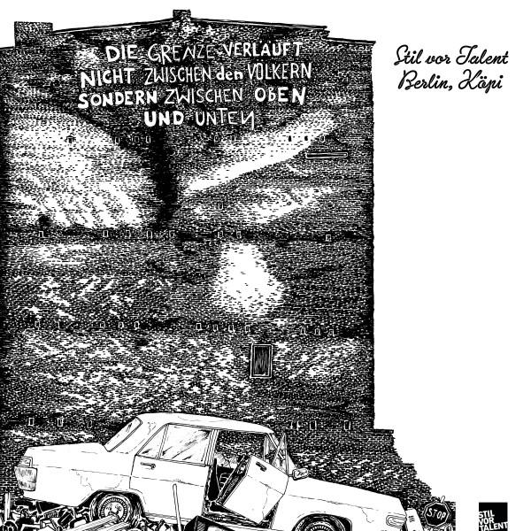 Cover SVT287 - Various Artists Stil vor Talent Berlin: Koepi