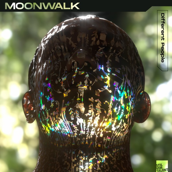 Cover SVT295 - Moonwalk Different People