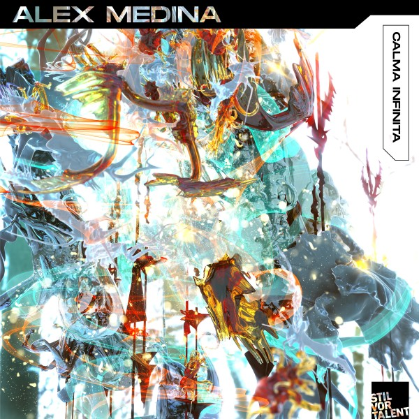 Cover SVT299 - Alex Medina Calma Infinita